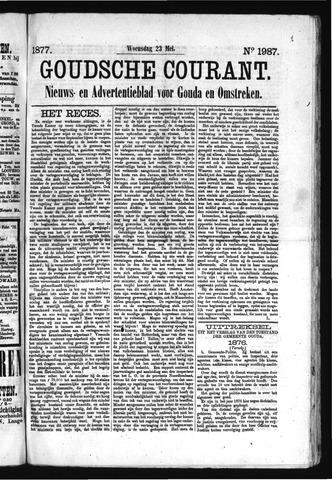 Goudsche Courant 1877-05-23