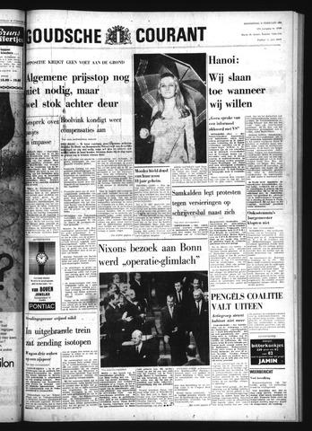 Goudsche Courant 1969-02-27