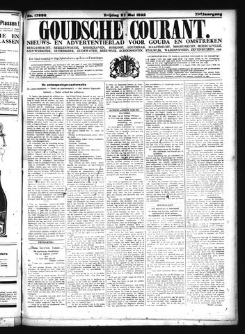 Goudsche Courant 1932-05-27