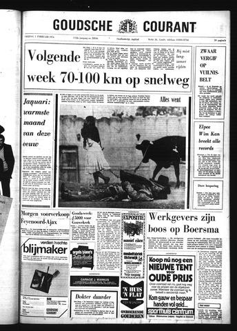 Goudsche Courant 1974-02-01