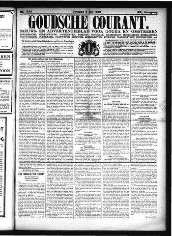 Goudsche Courant 1929-07-09