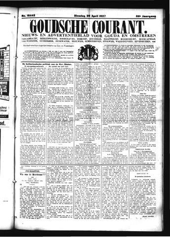 Goudsche Courant 1927-04-26