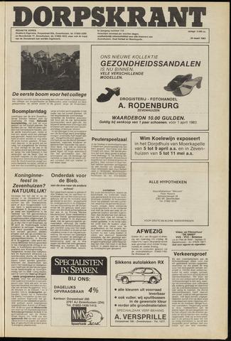 Dorpskrant 1983-03-24