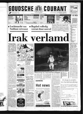 Goudsche Courant 1991-01-17