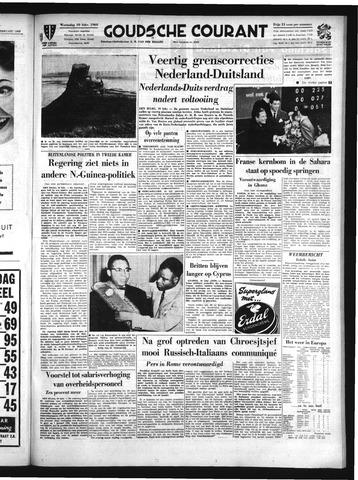 Goudsche Courant 1960-02-10