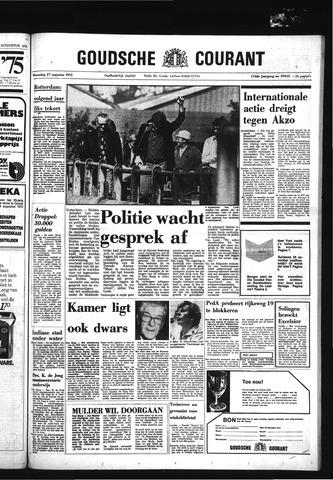Goudsche Courant 1975-08-27