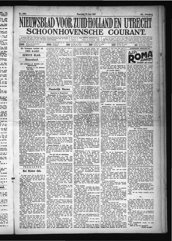 Schoonhovensche Courant 1929-06-10