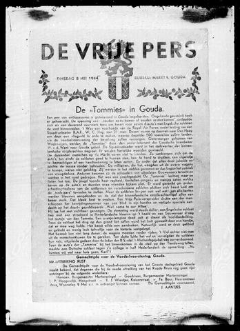 De Vrije Pers 1945-05-08
