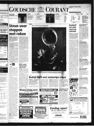 Goudsche Courant 2002-10-19