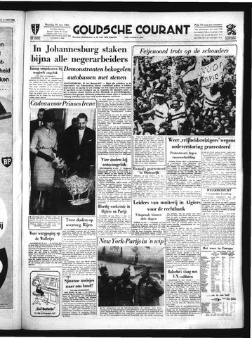 Goudsche Courant 1961-05-29