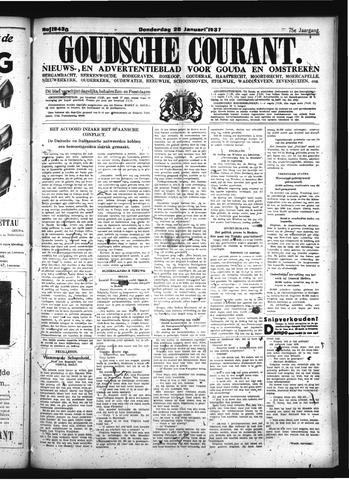 Goudsche Courant 1937-01-28