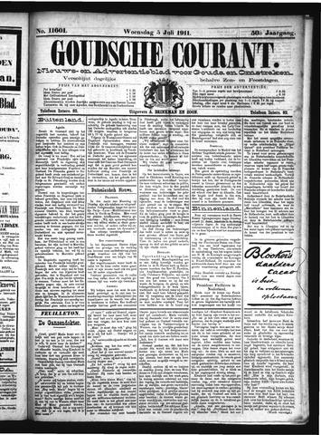 Goudsche Courant 1911-07-05