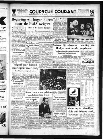 Goudsche Courant 1958-11-21
