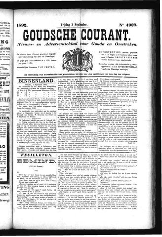 Goudsche Courant 1892-09-02