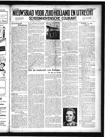 Schoonhovensche Courant 1948-07-02