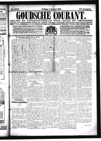 Goudsche Courant 1929-01-04