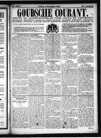Goudsche Courant 1925-12-11