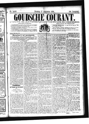 Goudsche Courant 1920-08-17