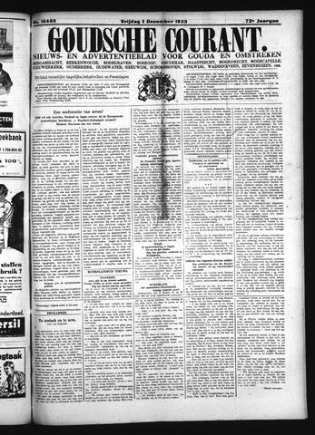 Goudsche Courant 1933-12-01