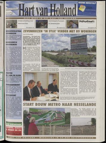 Hart van Holland 2003-05-21