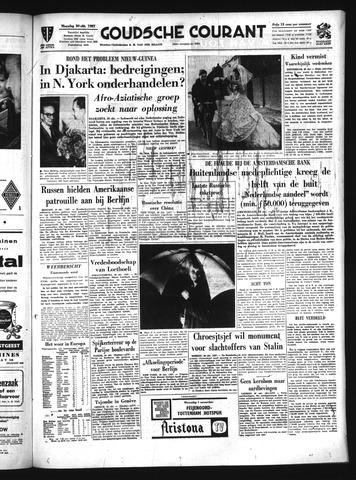Goudsche Courant 1961-10-30