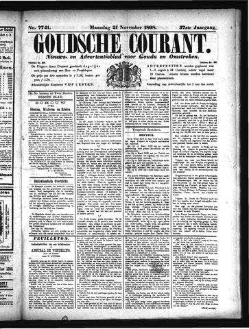 Goudsche Courant 1898-11-21
