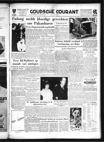 Goudsche Courant 1958-03-15