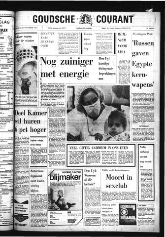 Goudsche Courant 1973-11-21