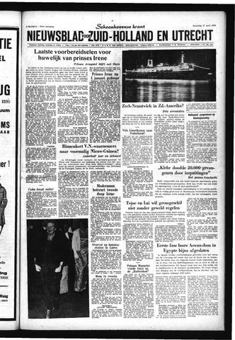 Schoonhovensche Courant 1964-04-27