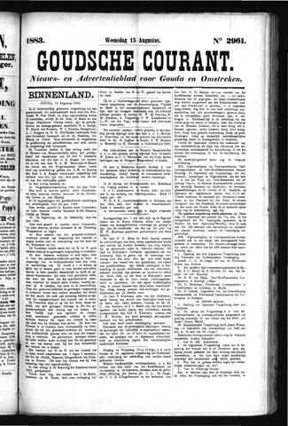 Goudsche Courant 1883-08-15