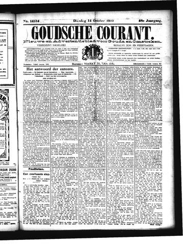 Goudsche Courant 1919-10-14