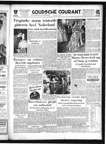 Goudsche Courant 1959-07-10