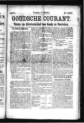 Goudsche Courant 1872-09-25