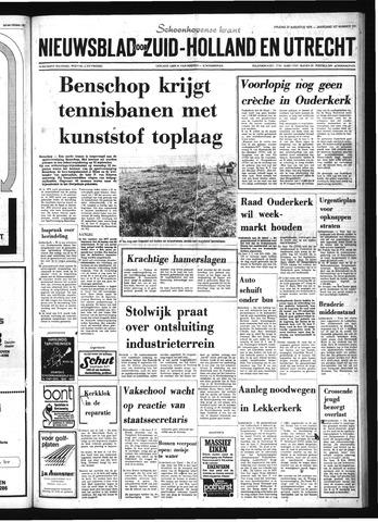 Schoonhovensche Courant 1976-08-27
