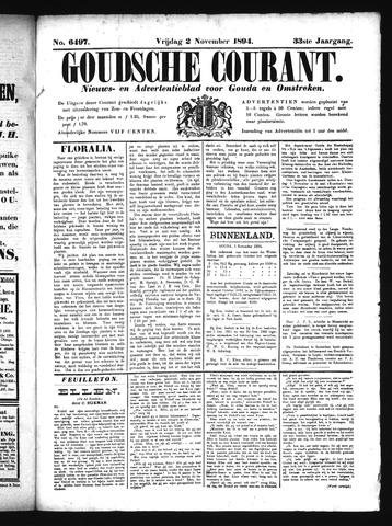 Goudsche Courant 1894-11-02