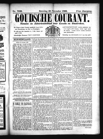 Goudsche Courant 1896-11-28