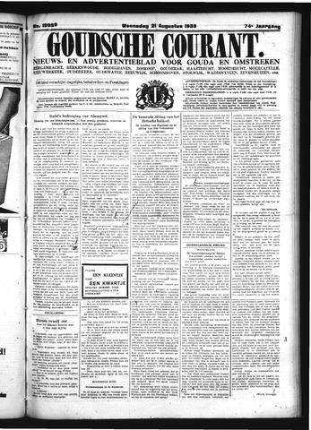 Goudsche Courant 1935-08-21