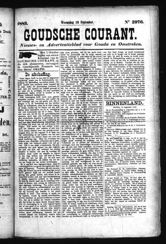Goudsche Courant 1883-09-19
