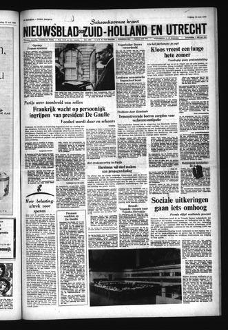 Schoonhovensche Courant 1968-05-24