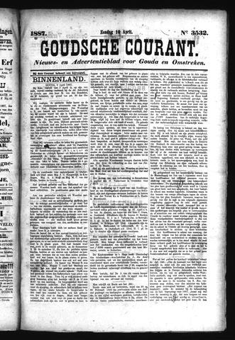 Goudsche Courant 1887-04-10