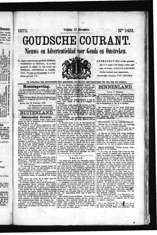 Goudsche Courant 1873-12-12