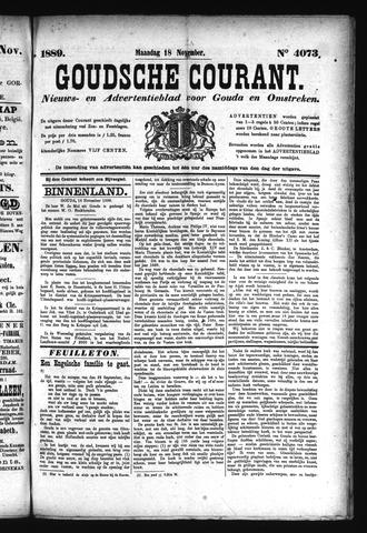 Goudsche Courant 1889-11-18