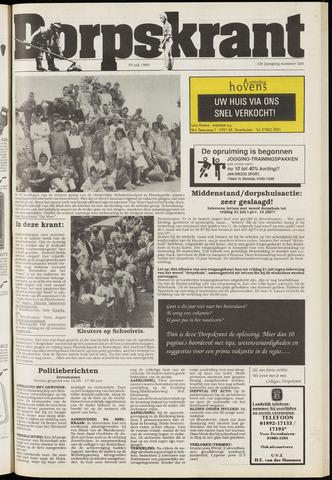 Dorpskrant 1989-07-19
