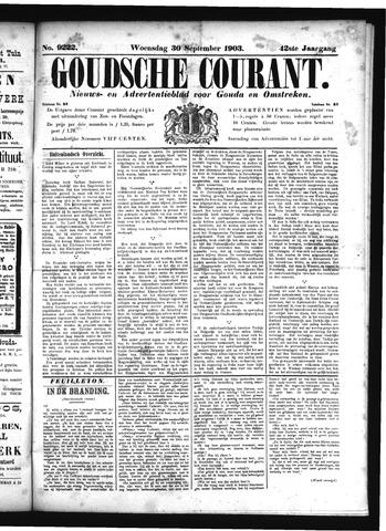 Goudsche Courant 1903-09-30