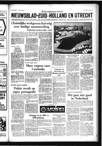 Schoonhovensche Courant 1970-05-27
