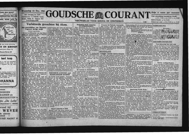 Goudsche Courant 1944-12-13