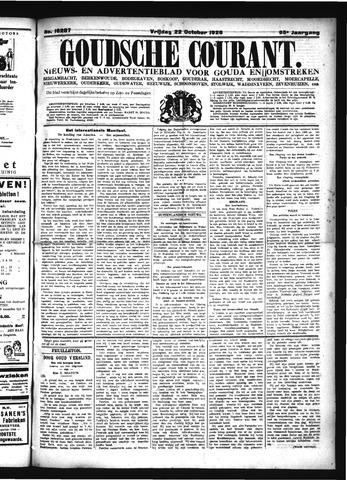 Goudsche Courant 1926-10-22