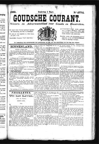 Goudsche Courant 1892-03-03