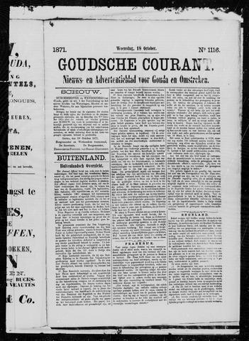 Goudsche Courant 1871-10-18
