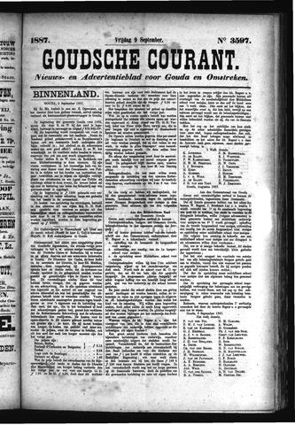 Goudsche Courant 1887-09-09
